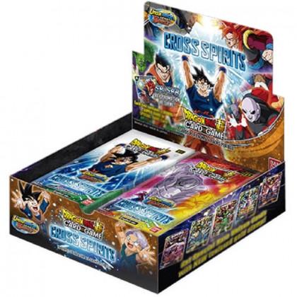 Dragon Ball Super - Display / Boîte de 24 Boosters Cross Spirits B14