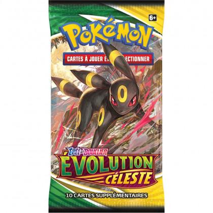 Pokémon - Booster EB07 : Évolution Céleste (sous Blister)
