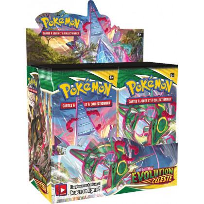 Pokémon - Display / Boite de 36 boosters Évolution Céleste EB07