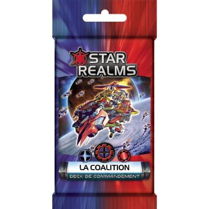 Star Realms - Deck de Commandement : La Coalition