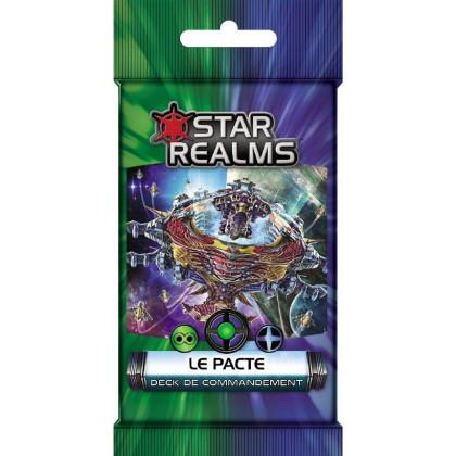 Star Realms - Deck de Commandement : Le Pacte