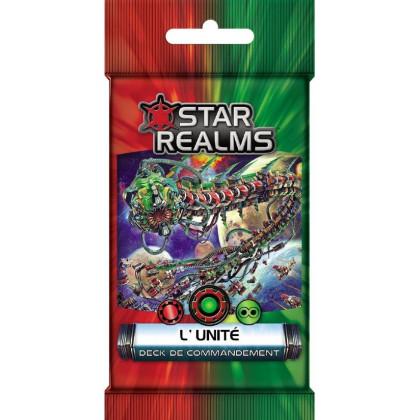 Star Realms - Deck de Commandement : L'Unité