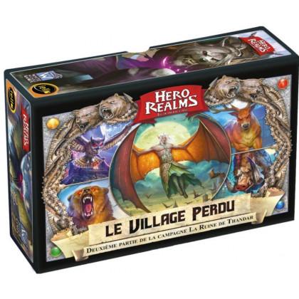 Hero Realms : Le Village Perdu - Deck de Campagne