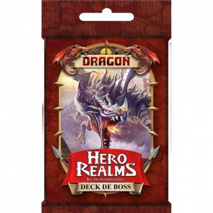 Hero Realms - Extension Deck de Boss : Dragon