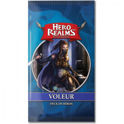 Hero Realms - Extension Deck Voleur