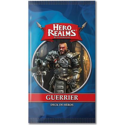 Hero Realms - Extension Deck Guerrier