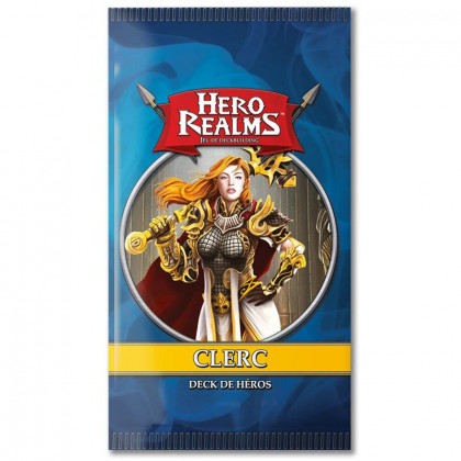 Hero Realms - Extension Deck Clerc