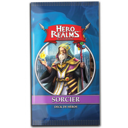 Hero Realms - Extension Deck Sorcier