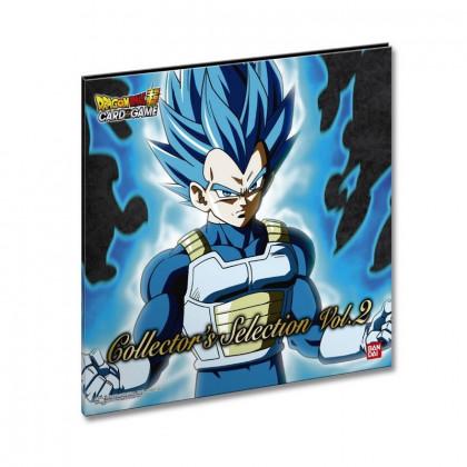 Dragon Ball Super Card Game - Coffret Collector's Selection Vol. 2