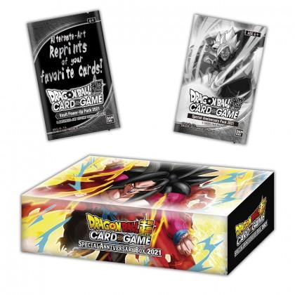 Special Anniversary Box 2021 - Dragon Ball Super Card Game