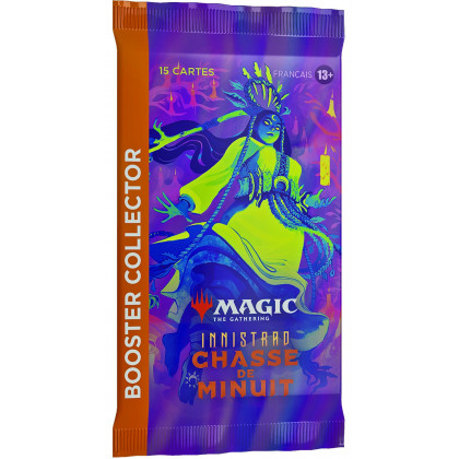 Booster collector Innistrad : Chasse de Minuit - Magic