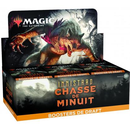 Display / Boite 36 boosters de draft Innistrad : Chasse de Minuit - Magic