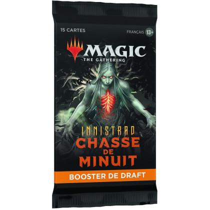 Booster de draft Innistrad : Chasse de Minuit - Magic