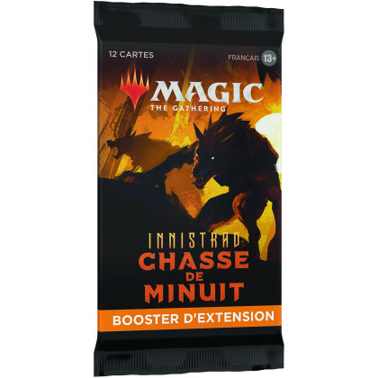 Booster d'extension Innistrad : Chasse de Minuit - Magic