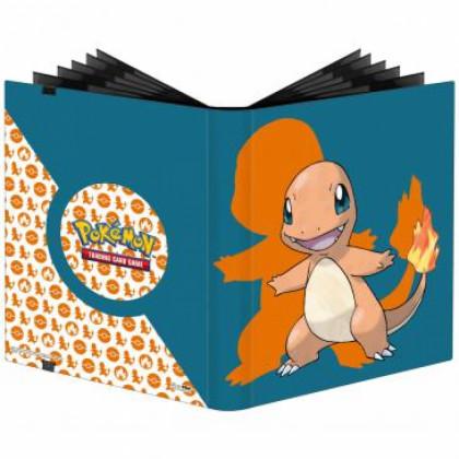 Portfolio Pro-Binder Salamèche A4 Ultra-Pro - Pokémon