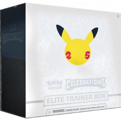 Pokemon Elite Trainer Box EB07.5 Sword and Shield : Celebrations