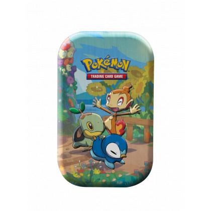 Mini Tin Box Pokébox SWSH07.5 Celebrations : Sinnoh - Pokémon