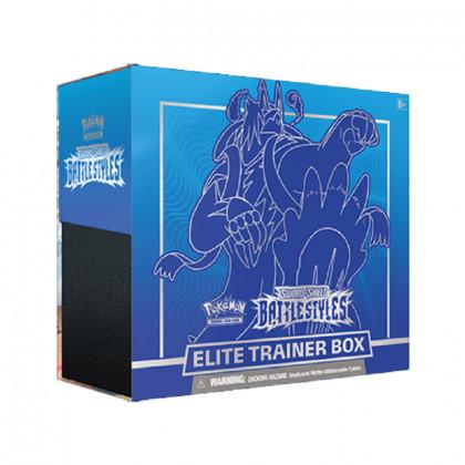 Elite Trainer Box SWSH05 Sword And Shield 5 Battle Styles - Blue - Pokémon EN