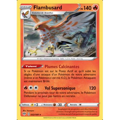 SWSH03_032/189 Flambusard