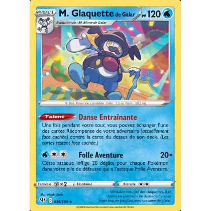 SWSH03_036/189 M. Glaquette...