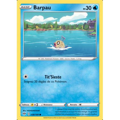 SWSH03_038/189 Barpau
