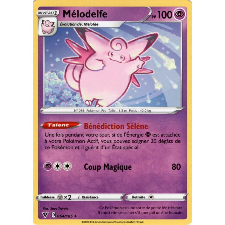 Mélodelfe Reverse - 064/185 R - EB04
