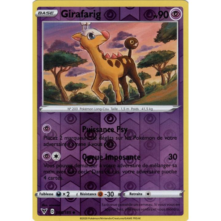 Girafarig Reverse - 065/185 R - EB04