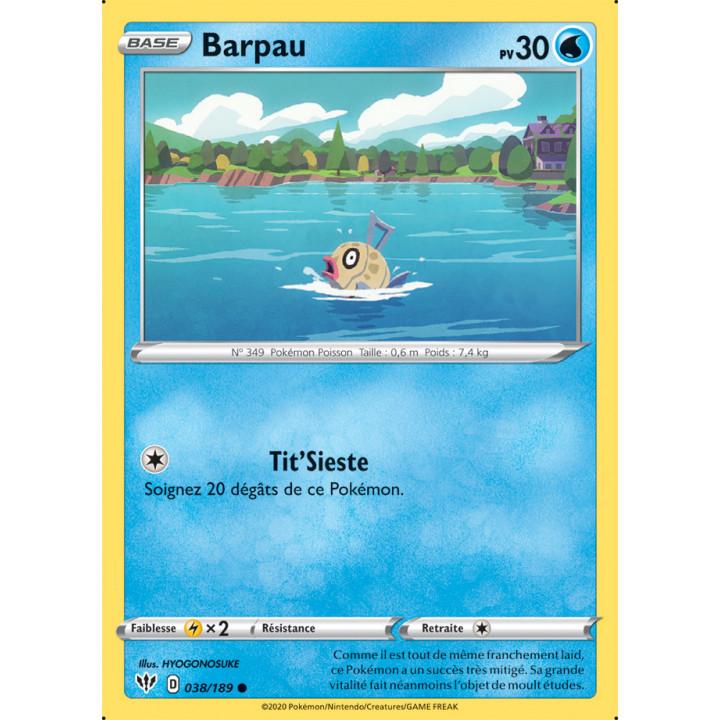 SWSH03_038/189 Barpau *Reverse*