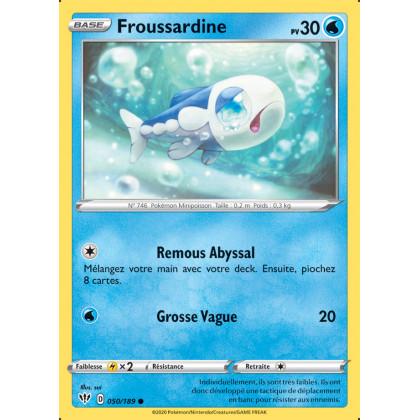 SWSH03_050/189 Froussardine