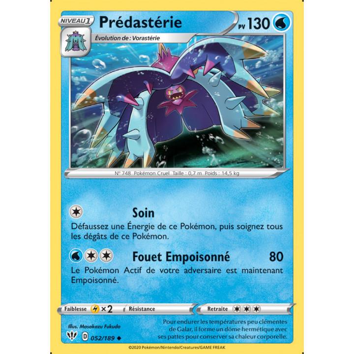 SWSH03_052/189 Prédastérie