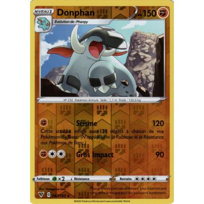 Donphan Reverse - 087/185 R - EB04