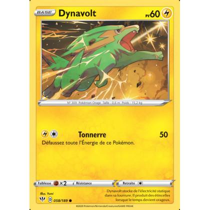 SWSH03_058/189 Dynavolt