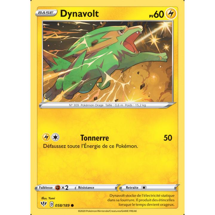 SWSH03_058/189 Dynavolt *Reverse*