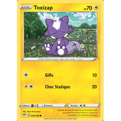 SWSH03_062/189 Toxizap