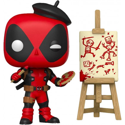 Funko POP! Marvel Deadpool - 887 - Artist Deadpool
