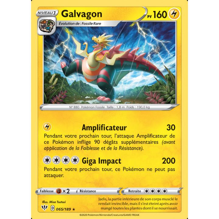 SWSH03_065/189 Galvagon