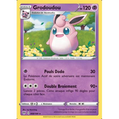 SWSH03_068/189 Grodoudou