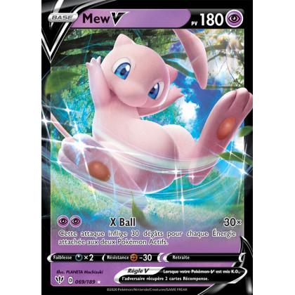 SWSH03_069/189 Mew V