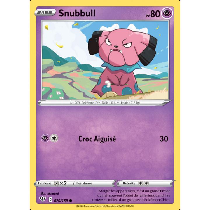 SWSH03_070/189 Snubbull
