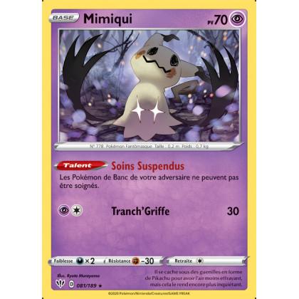 SWSH03_081/189 Mimiqui