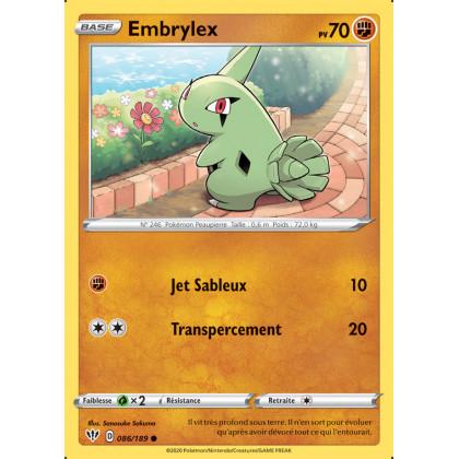 SWSH03_086/189 Embrylex