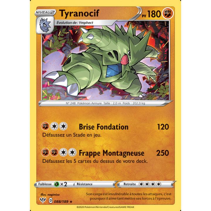 SWSH03_088/189 Tyranocif