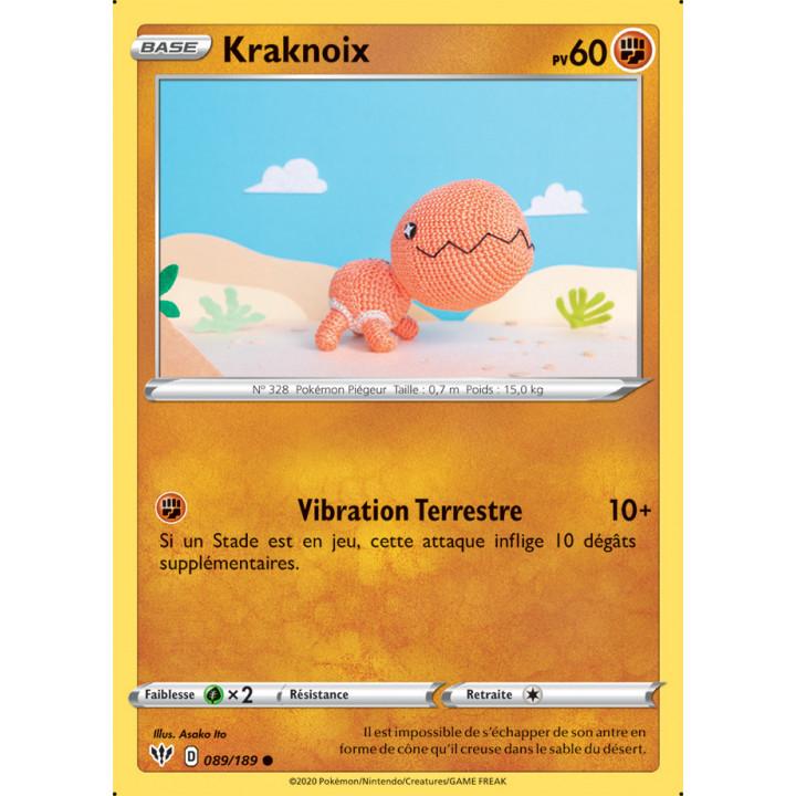 SWSH03_089/189 Kraknoix *Reverse*
