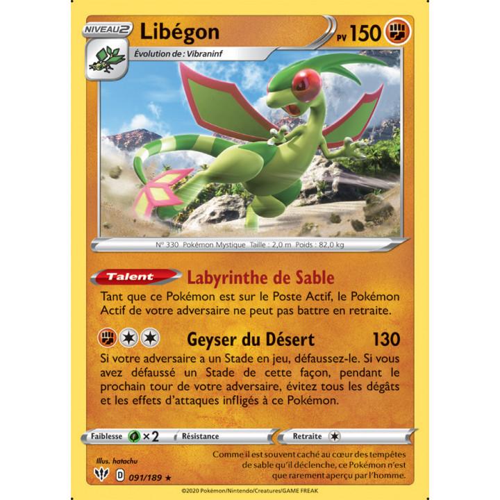 SWSH03_091/189 Libégon