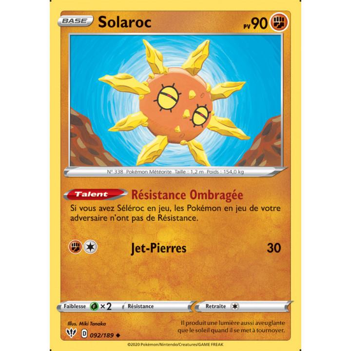 SWSH03_092/189 Solaroc *Reverse*