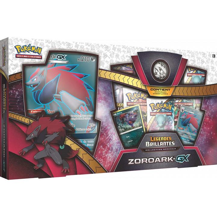 Coffret Collection Spéciale Pokémon Légendes Brillantes : Zoroark-GX