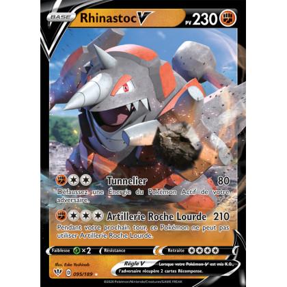 SWSH03_095/189 Rhinastoc V