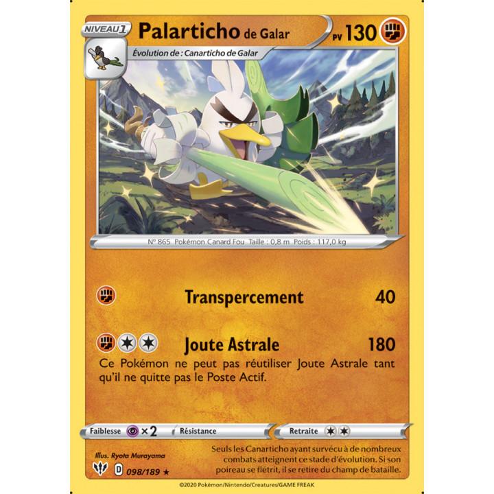 SWSH03_098/189 Palarticho de Galar