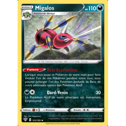 SWSH03_103/189 Migalos