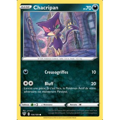 SWSH03_106/189 Chacripan